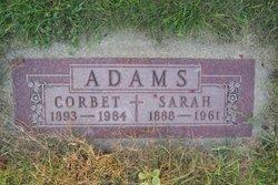 Sarah <i>Bye</i> Adams