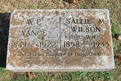 William Puryear Vance