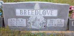 Dessie Bates Breedlove