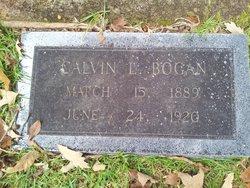 Calvin L Bogan