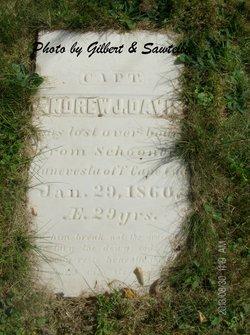 Capt Andrew Jackson Davis