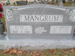 Andrew Clemons Mangrum