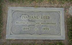 Iva Jane Reed