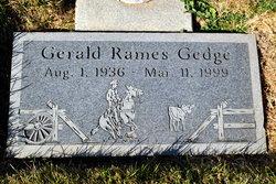 Gerald Rames Gedge