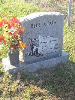 William Frank Bill Crow