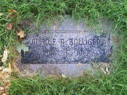 Minnie <i>Schneider</i> Bolliger