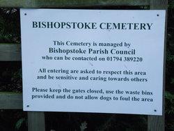 Bishopstoke Cemetery