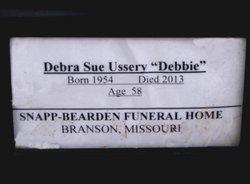 Debra Sue Debbie <i>Jennings</i> Ussery