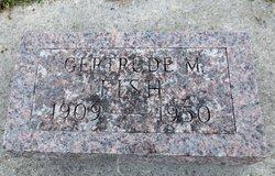 Gertrude M. <i>Kinder</i> Fish