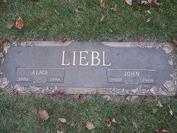 Alice <i>Mullenhouse Rohr</i> Liebl