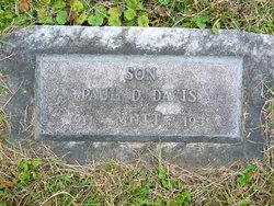 Paul David Mutt Davis