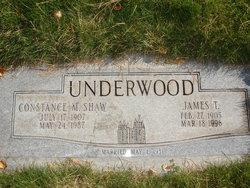 James T. Underwood