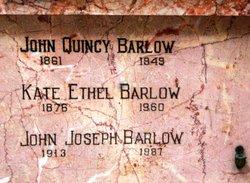 Kate Ethel <i>Newitt</i> Barlow
