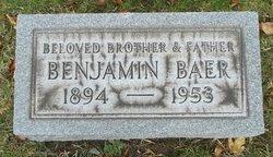 Benjamin Baer