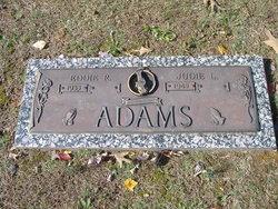 Eddie R Adams