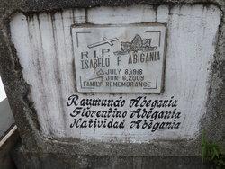Florentino Abegania