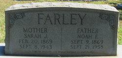 Sarah J. Farley