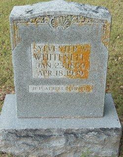 Sylvester Worth Whitesell