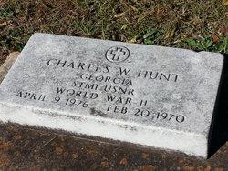Charles Wallace Hunt, Sr