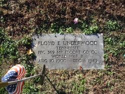 Floyde E Underwood