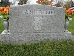 Edna Mae <i>Hedrick</i> Archbold