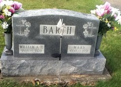 William A H Barth