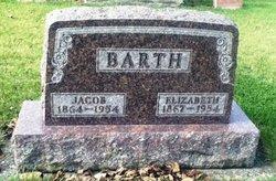 Elizabeth R Lizzie <i>Grau</i> Barth