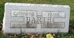 Catharine <i>Schenck</i> Barth