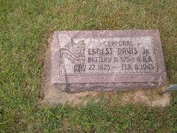 Ernest Davis, Jr
