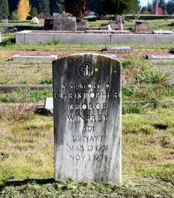 Christopher George Winfrey