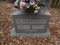 Minnie Jane <i>Stuart</i> Blankenship
