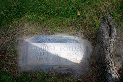 Clark Lawrence Folden, Sr