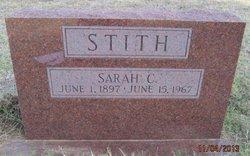 Sarah Catherine <i>McCain</i> Stith