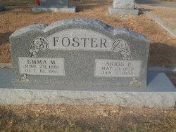 Emma Mariah <i>Penny</i> Foster