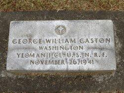 George William Gaston