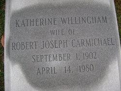 Katherine <i>Willingham</i> Carmichael
