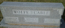Minnie P. <i>Rudy</i> Wolfe