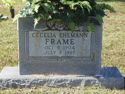 Cecelia <i>Ehemann</i> Frame