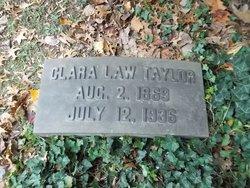 Clara L Taylor