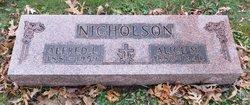 Alfred L Nicholson