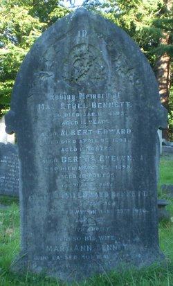 Bertha Evelyn Bennett