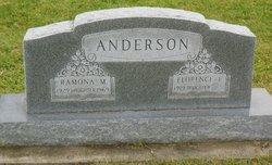 Ramona M Anderson