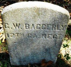 Pvt G W Baggerly