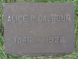 Alice Park <i>Hays</i> Calhoun