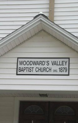 Woodwards Valley Cemetery
