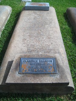 Clarence Brandon McCorkle