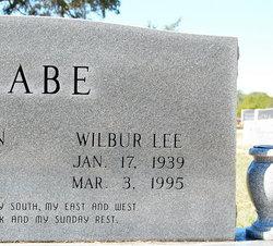 Wilbur Lee Krabe