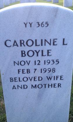 Caroline L <i>Winkler</i> Boyle