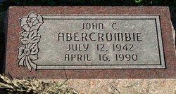John Carroll Abercrombie