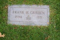 Franklin Morris Frank Gribben